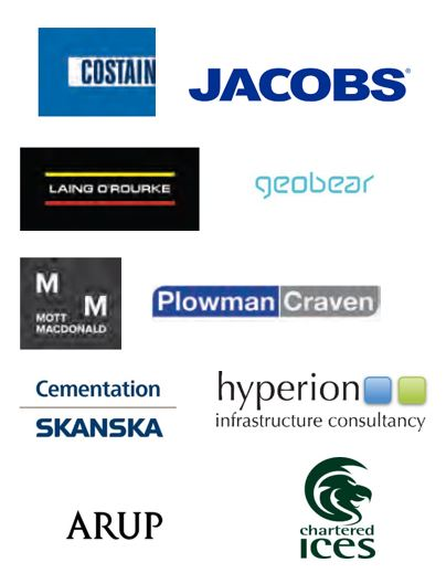 Consultants, Contractors and Asset Managers