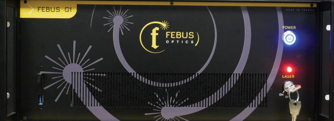 FEBUS G1 - image courtesy of FEBUS Optics