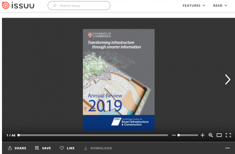 CSIC 2019 Annual Review on Issuu