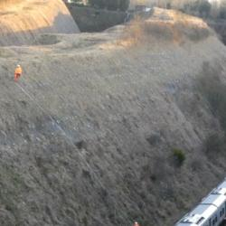 Read more at: Fibre optic sensing systems for safer real-time rockfall monitoring of rail cuttings