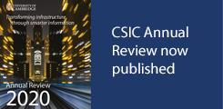 Read more at: CSIC Annual Review 2020 is now published and available for download