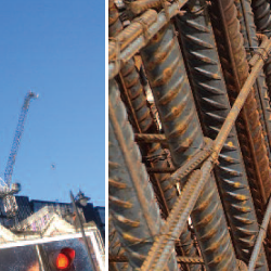 Read more at: On the rise: monitoring the axial shortening of a high-rise building under construction using embedded distributed fibre optic sensors