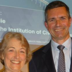 Read more at: Director of CSIC awarded the President's Medal by ICE President at Annual Awards