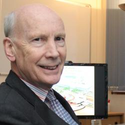 CSIC's Head, Professor Robert Mair to join the Institution of Civil Engineer's (ICE) Presidential Team for 2014/15