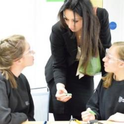 CSIC's Heba Bevan inspires next generation of engineers