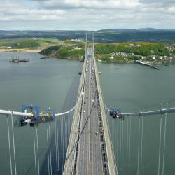 Good vibrations for Forth Road Bridge