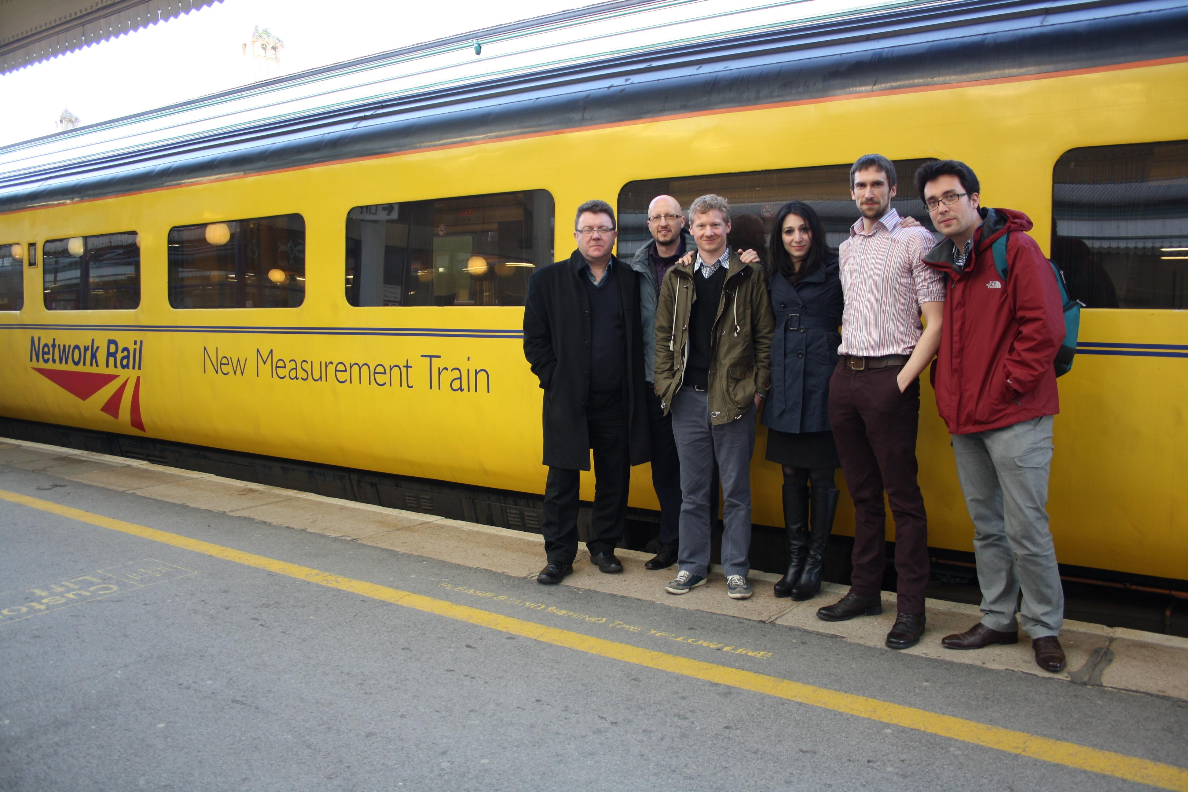 CSIC invited to ride the 'flying banana'