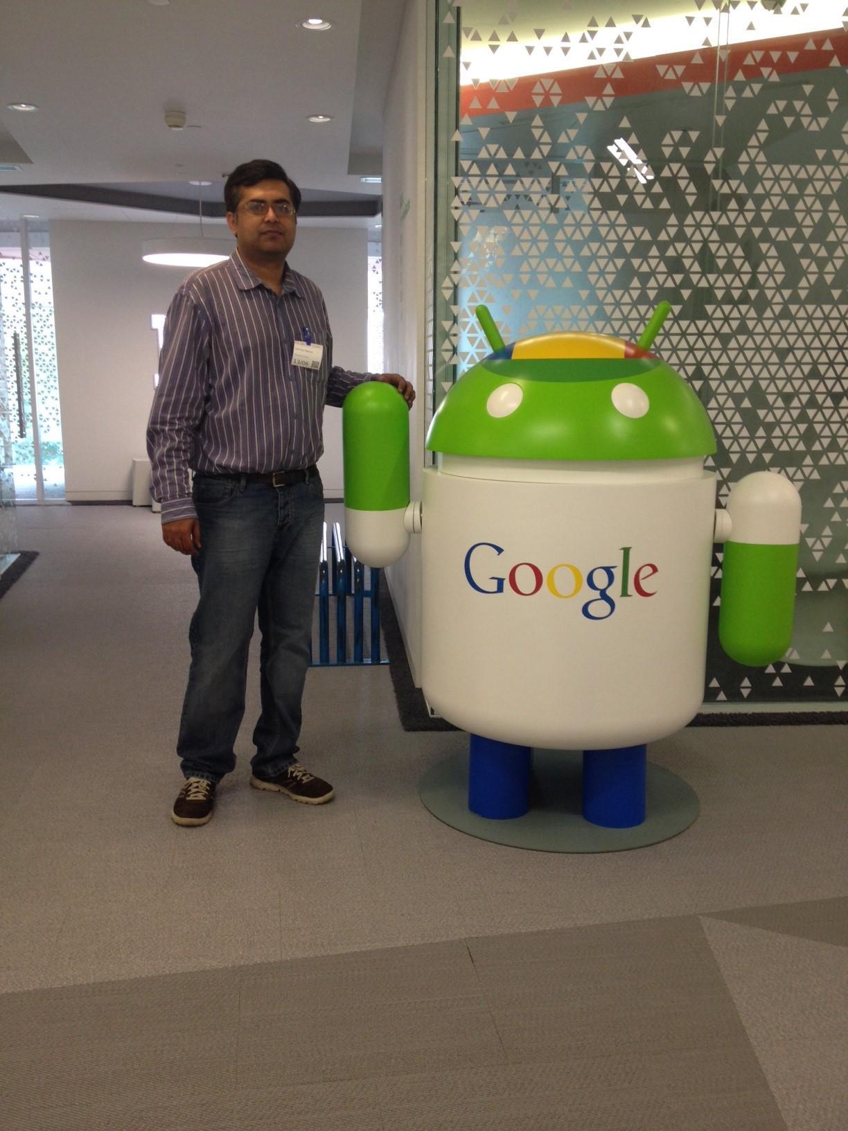 Google search CSIC