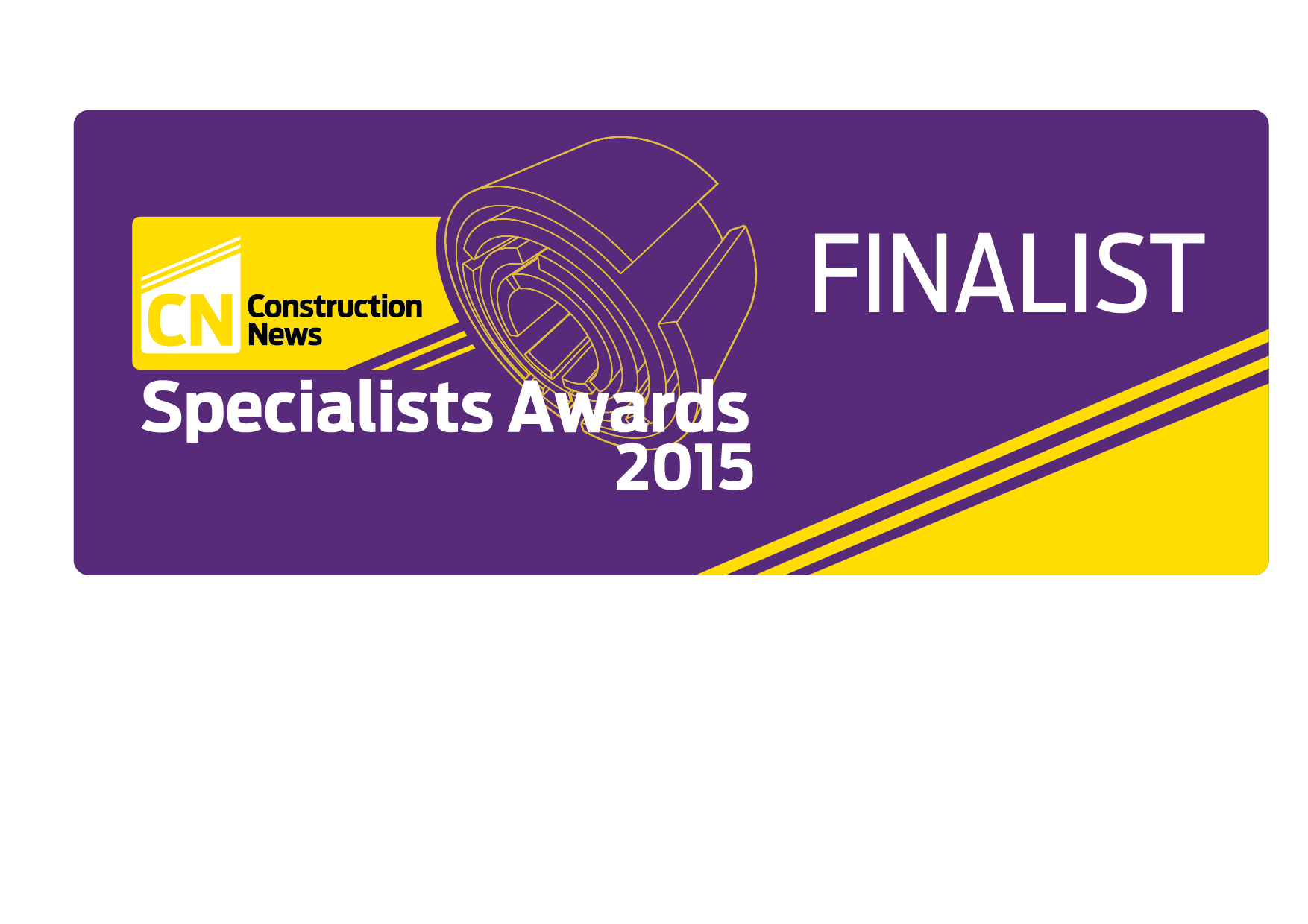 CSIC CSattAR and UtterBerry technologies shortlisted for Construction News Specialist Awards 2015