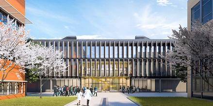 Image of NRFIS. Courtesy of Grimshaw Architects